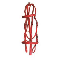 Yonies Open Bridle - All One Color